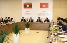 Workshop talks Vietnam-Laos economic diplomacy