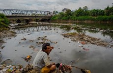 Indonesia: 98 percent of rivers polluted