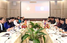 Vietnamese, Lao legislatures step up cooperation in ethnic affairs