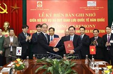Vietnam, RoK enhance youth exchange