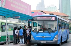 HCM City plans public bidding for bus routes