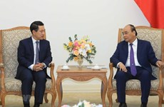 Lao FM commits support to Vietnam to fulfill role next year
