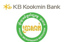 RoK's KB Kookmin to acquire Cambodian bank