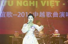 Singing contest boosts Vietnam-China ties