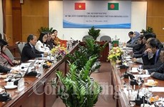 Vietnam, Bangladesh target 2 billion USD in two-way trade