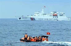 Vietnam, China hold negotiations on sea-related issues