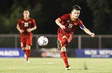 Vietnam gear up for AFC U23 Championships