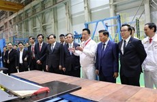Transformer manufacturing plant launched in Bac Ninh