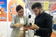 Indonesia wins deals worth 16 bln VND at Vietnam Expo 2019