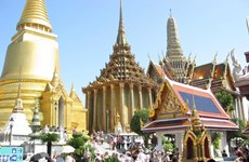 Thailand breaks tourism record