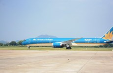 Vietnam Airlines' profit hits over 146 million USD in 2019