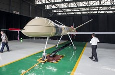 Indonesia rolls out drone for civilian, military uses