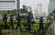Indonesia launches religious conflict early warning system app