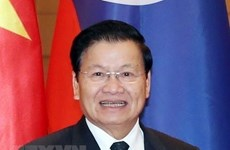 Lao PM visits, co-chairs inter-governmental committee meeting in Vietnam