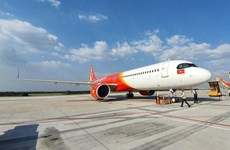 Vietjet receives 240-seat planes