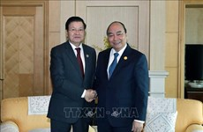Vietnam – Laos great friendship further developed