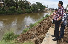 Indonesia: River normalisation programme proves inefficient
