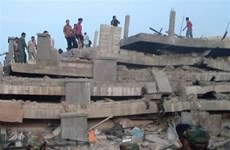 36 dead, 23 rescued from collapsed building in Cambodia