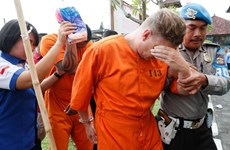 Australian pairs jailed for drug possession in Indonesia