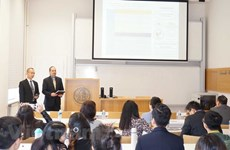 Workshop gathers young Vietnamese intellectuals in Czech Republic