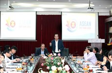 Socio-Cultural Pillar important to promoting connectivity in ASEAN