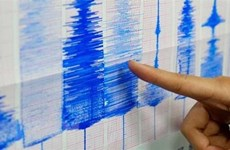 Strong earthquake hits Indonesia