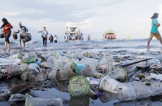 Jakarta administration bans single-use plastic bags
