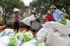 Khanh Hoa donates rice to needy people during Tet