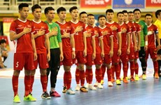 Vietnam ready for 2020 AFC Futsal Championship finals