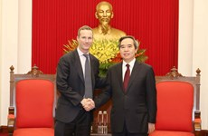 Vietnam always supports US investors: Party official