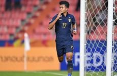 Thailand beat Bahrain 5-0 in AFC U-23 Championship opener