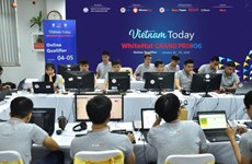 Hanoi to host int'l cyberspace safety contest final next month