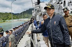 Indonesian President affirms sovereignty over Natuna islands