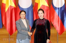 Parliamentary cooperation promotes Vietnam - Laos friendship: Top legislator