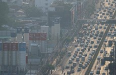 Thailand works to address air pollution