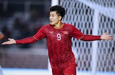Chinh among players to look out for at AFC U23 champs