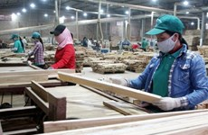 Wood processing industry targets 20 billion USD in export by 2025