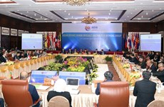 ASEAN Defence SOM Plus Working Group meeting opens