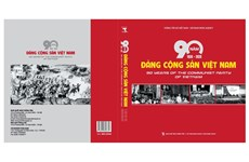 Photo book on Party's 90-year history published