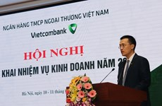 Vietcombank earns 1 bln USD in profit ahead of schedule