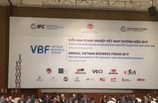 Vietnam Business Forum 2019 opens in Hanoi