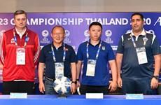 Vietnam ready to face familiar foe UAE: coach Park Hang-seo