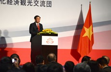 Events held to bolster Vietnam-Japan economic, labour, tourism ties