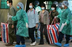 Thailand detects first Corona virus infected patient