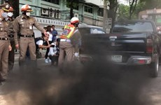 Thailand to fine vehicles with black smoke