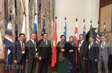 Vietnam attends APPF annual meeting in Australia