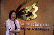 China takes the lead in investment applications in Thailand