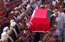 Condolences extended to Oman over death of Sultan Qaboos