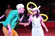 Second int'l circus gala to take place in HCM City