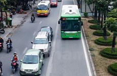 Funding agreement for HCM City's green transport development signed